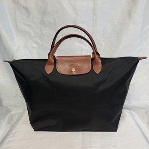 Longchamp Nylon Tote Bag